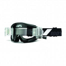 100% Crossglasögon Strata Roll-Off Clear