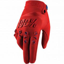 100% Crosshandskar Airmatic Röd