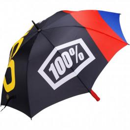 100% Paraply GEICO Svart