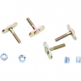 4-PIECE T-BOLTS F/CS FXR