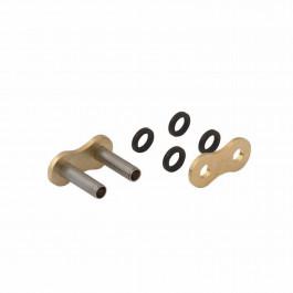 AFAM Kedjelås Xs-Ring Nit Hollow Pin A525XSR2G MRS GULD