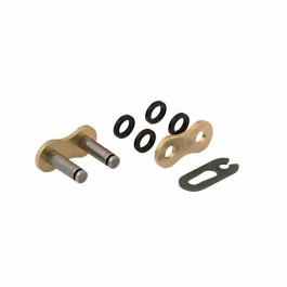 AFAM Kedjelås Xs-Ring Press Clips A520XSRG ARS GULD