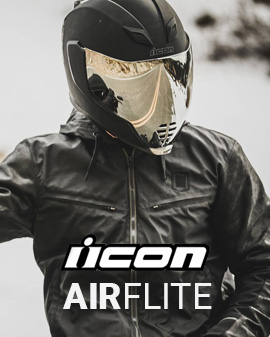 ICON Airflite Integralhjälm