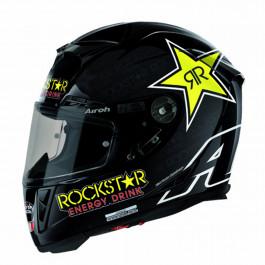 Airoh Integralhjälm GP500 Rockstar Svart/Gul