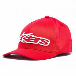 Alpinestars Keps Blaze Flexfit Röd/Vit