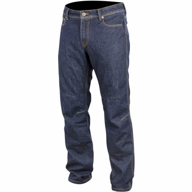 Alpinestars MC-Jeans Outcast Kevlar Blå