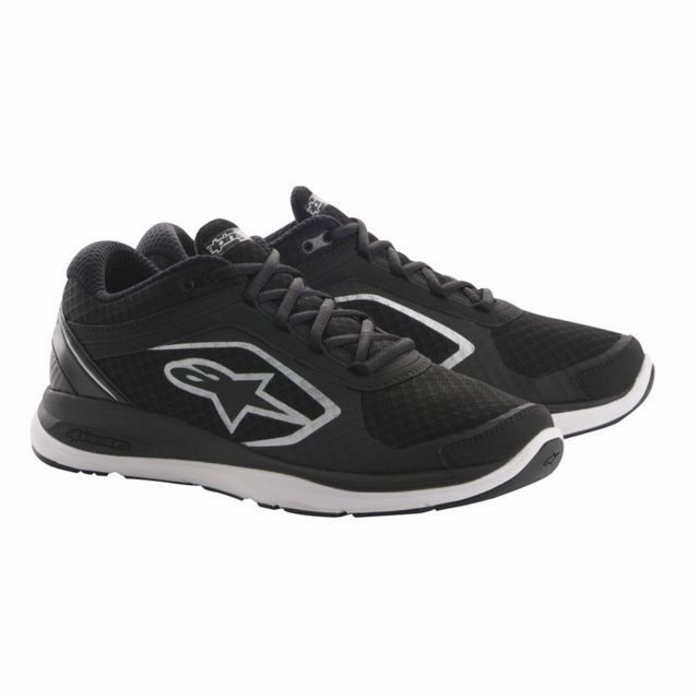 Alpinestars MC-Skor Alloy Svart