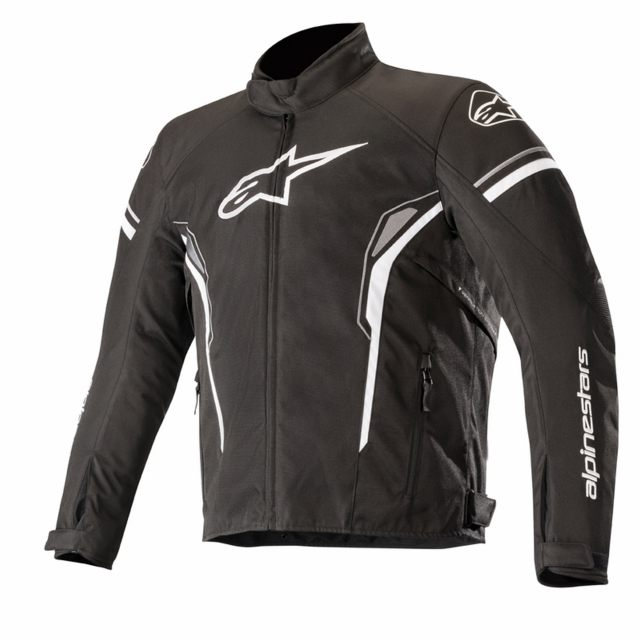 Alpinestars Textiljacka T-Sp 1 WP Svart/Vit
