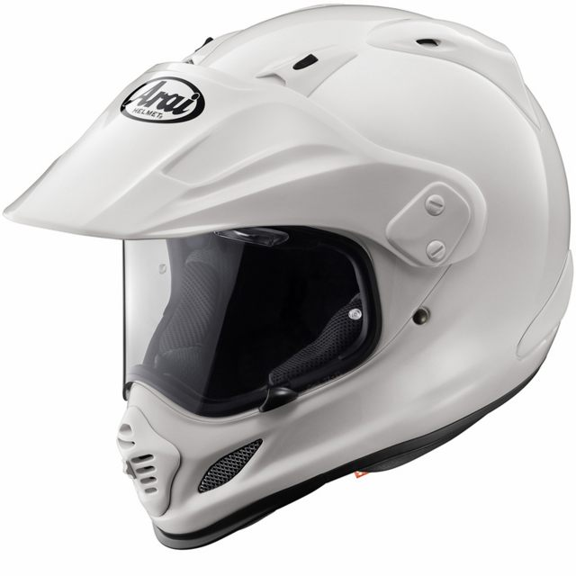 Arai Adventurehjälm TOUR-X4 Vit