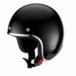 ARC hjälm A-611 SHINY svart S no brand