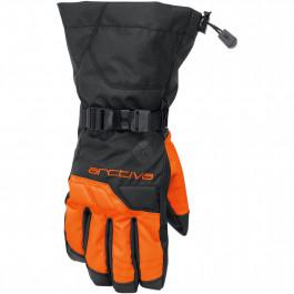 Arctiva Skoterhandskar Pivot Svart/Orange
