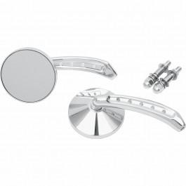 Backspegel 5-Hole System Krom DRAG SPECIALTIES