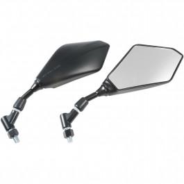 Backspegel Moto Universal Svart Parts Europe