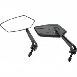 Backspeglar GT Svart KS Technologies