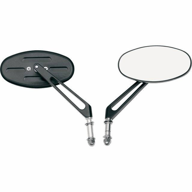 Backspeglar Stealth II Standard Drag Specialties