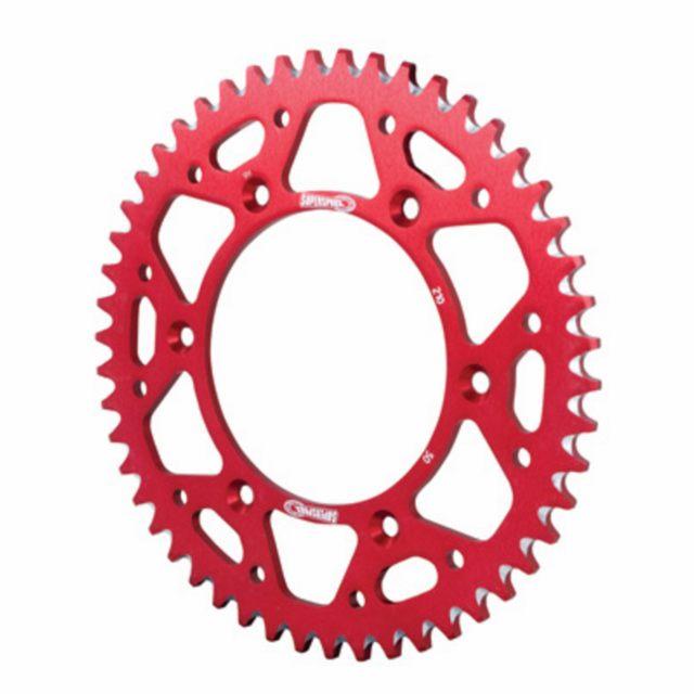 Bakdrev 520 Race Aluminium Röd Supersprox