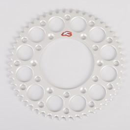 Bakdrev Ultralight Aluminium Silver Renthal