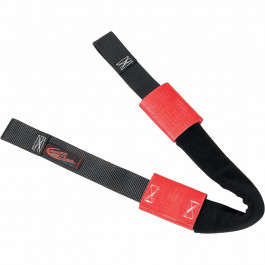 BAR-HARNESS SHORT RED