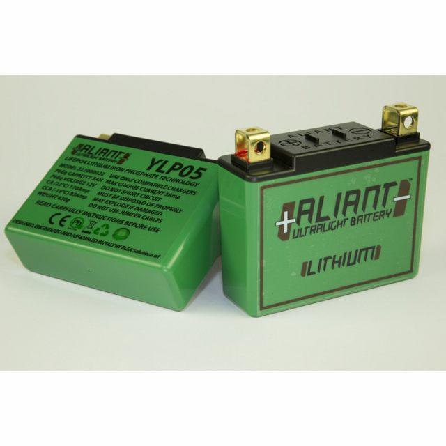 Batteri Lithium Ultralight Aliant