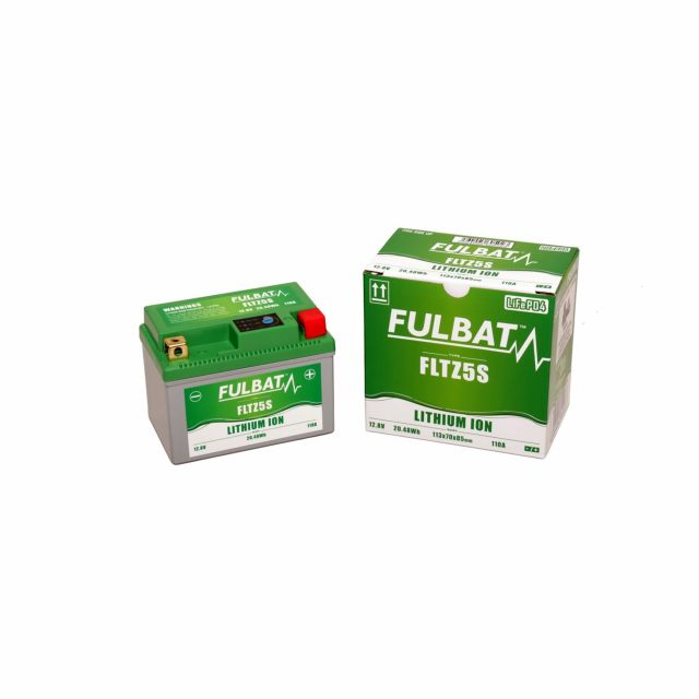 Batteri Litium-Ion Fullbat