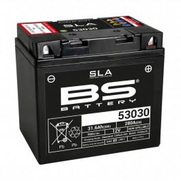 Batteri Underhållsfria AGM BS Battery