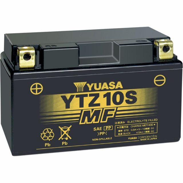 Batterier Underhållsfria Yuasa