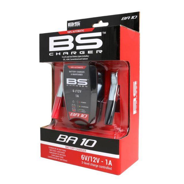 Batteriladdare BA10 6V/12V-1A BS BATTERY