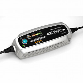 BATTERY CHARGER CTEK | MXS 5.0 TEST&CHARGE EU | 12V - 5A