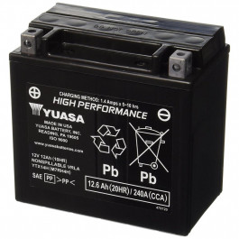 BATTERY YTX14H