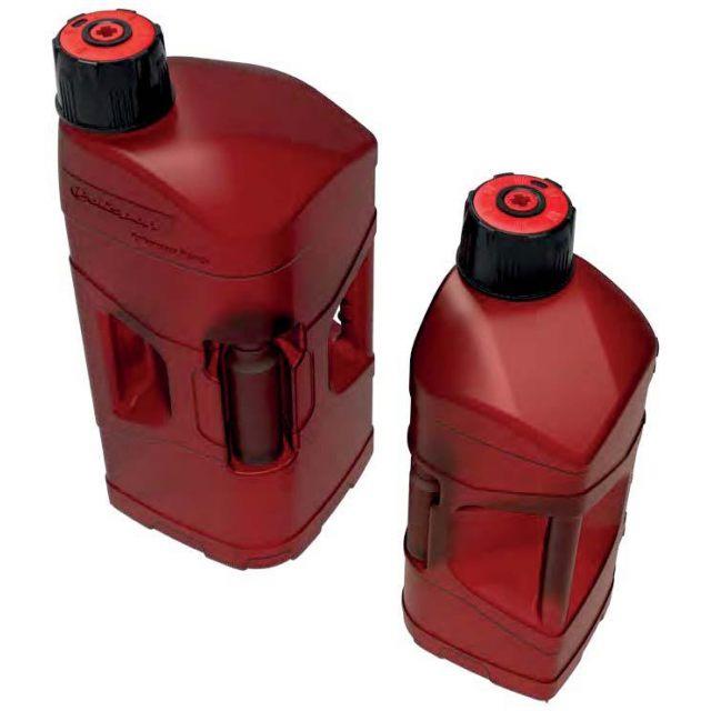 Bensindunk Pro Octane 10 Liter Slang Röd POLISPORT