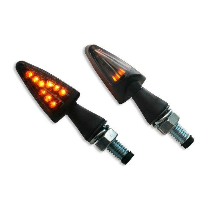 Blinkers Dark LED Svart Parts Europe