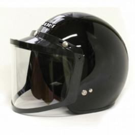 BOLT hjälm A-611S black L