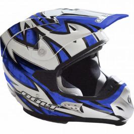 Bolt hjälm A-701 blå/svart/vit L