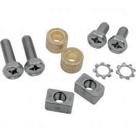 BOLT/NUT SET BATT 6X12/20
