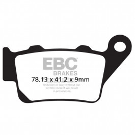 BRAKE PAD SEMI-SINTER TOURING