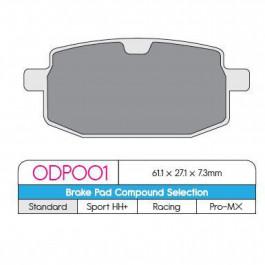 BRAKE PADS ORG DP ODP001