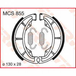 BRAKE SHOES TRW MCS855