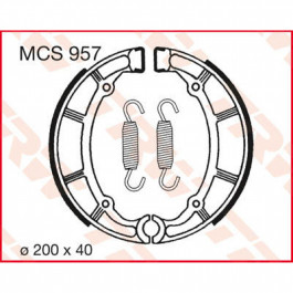 BRAKE SHOES TRW MCS957