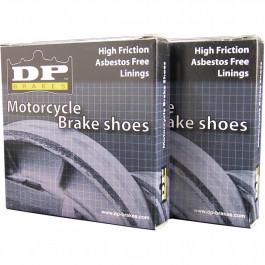 Bromsbackar Bak DP Brakes