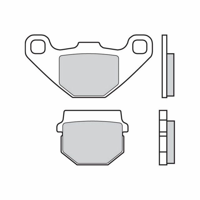 Bromsbelägg FRAM Carbon Ceramic Brembo