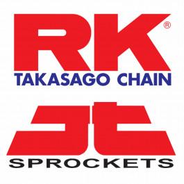 CHAIN KIT RK+JT Yamaha | DT 125 LC( 82-83)