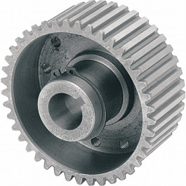 CLUTCH HUB TAPERED 65-83