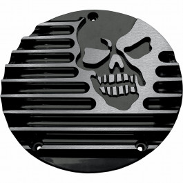 COVER DERBY 5H MCH HD BLK