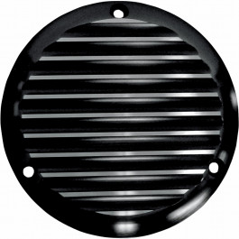 COVER DRBY3-H FINNED BLK