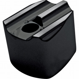 COVER IGN SW 07-12FLT BLK