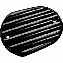 COVER M/C FRNT XL FIN BLK