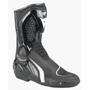 Dainese MC-Stövlar TR Course Out Svart/Vit