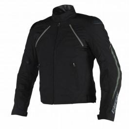 Dainese Textiljacka Hawker D-Dry Svart/Grå