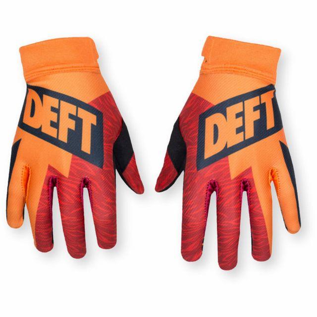 DEFT Family Crosshandskar Evident Orange/Röd