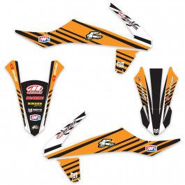 Dekalkitt Semi Stripe Logo Motoaction